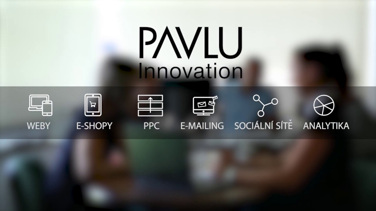 PAVLU INNOVATION - nový partner