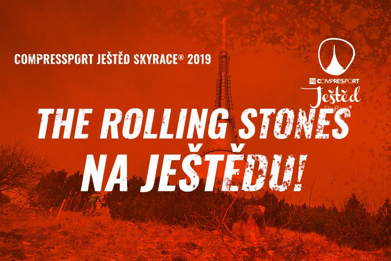 ROLLING STONES NA JEŠTĚDU!