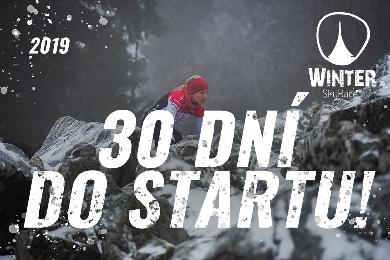 30 dní do startu
