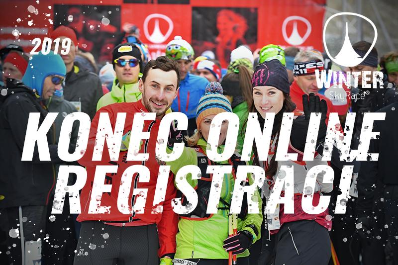 POSLEDNÍ online registrace