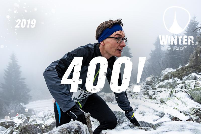400 PŘIHLÁŠENÝCH!