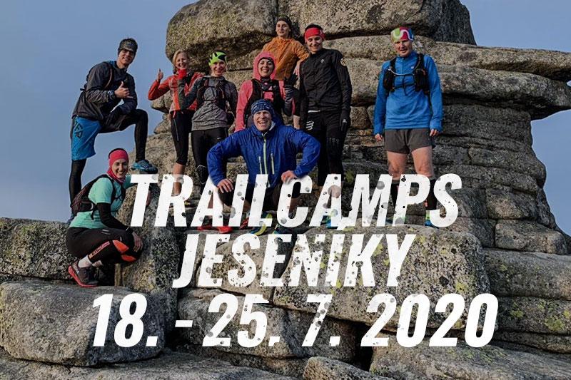 TRAILCAMPS JESENÍKY 18.-25.7.2020