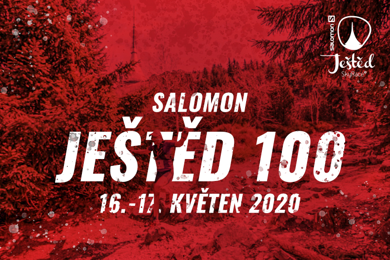 SALOMON JEŠTĚD 100 - 16.-17.5.2020!