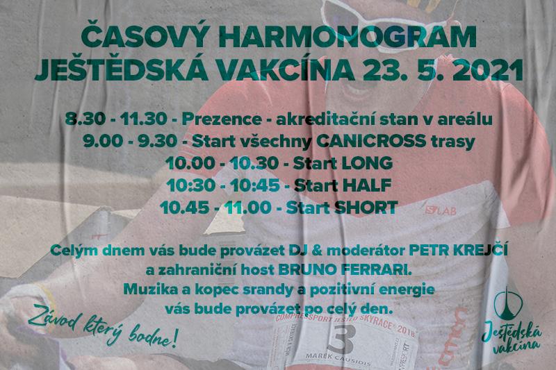 HARMONOGRAM AKCE